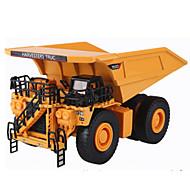 abordables Coches y miniaturas de juguete-Camión Vehículo militar Camión de la basura Camiones y vehículos de construcción de juguete Coches de juguete Vehículos de tracción
