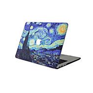 """voordelige Mac-hoezen & Mac-tassen & Mac-etuis-MacBook Hoes voor Landschap PVC Nieuwe MacBook Pro 15"""" Nieuwe MacBook Pro 13"""" MacBook Pro 15"""" MacBook Air 13"""" MacBook Pro 13"""" MacBook Air"""