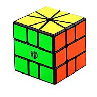tanie Zabawki i hobby-Kostka Rubika QI YI Square-1 Gładka Prędkość Cube Magiczne kostki Puzzle Cube Naklejka gładka Zawody Kwadrat Prezent Dla obu płci