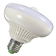 12W E26/E27 Inteligentne żarówki LED T120 12 Diody lED SMD 5630 Czujnik podczerwieni Czujka ciała człowieka Kontrola światła Ciepła biel