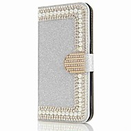 For Samsung Galaxy S8 Plus S8 Case Cover Card Holder Wallet Rhinestone Case Glitter Shine Hard PU Leather Samsung Galaxy S7 S7 Edge S6 S6 Edge S5