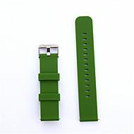 Недорогие Аксессуары для смарт-часов-Ремешок для часов для Huawei Watch 2 Huawei Современная застежка силиконовый Повязка на запястье