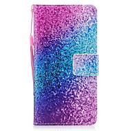 Кейс для Назначение SSamsung Galaxy A5(2017) A3(2017) Кошелек Бумажник для карт со стендом Флип С узором Магнитный Чехол Мрамор Твердый