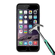 Недорогие Защитные плёнки для экрана iPhone-Защитная плёнка для экрана Apple для iPhone 7 Plus Закаленное стекло 1 ед. Защитная пленка для экрана 2.5D закругленные углы Уровень