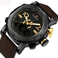 tanie Eleganckie zegarki-Męskie DZIECIĘCE Unikalne Kreatywne Watch Na codzień Zegarek cyfrowy Sportowy Wojskowy Do sukni/garnituru Modny Zegarek na nadgarstek