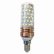 voordelige LED-maïslampen-15W 700-800 lm E14 LED-maïslampen T 78 leds SMD 2835 Warm wit Wit AC 220V