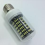 10W 15W E27 LED Λάμπες Καλαμπόκι T 158 leds SMD 4014 Με ροοστάτη Διακοσμητικό Θερμό Λευκό Άσπρο 1000lm 2700-6500K AC 220-240V