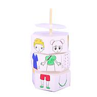 preiswerte Spielzeuge & Spiele-Papiermodel Bildungsspielsachen Umweltfreundlich Heimwerken Klassisch Papier Kinder Jungen Geschenk