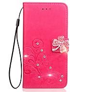 preiswerte Handyhüllen-Hülle Für Nokia Lumia 925 Nokia Lumia 630 Nokia Lumia 640 Nokia Nokia Lumia 530 Nokia Lumia 930 Kreditkartenfächer Geldbeutel Strass mit