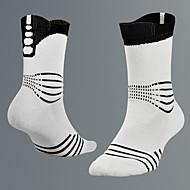 Simple Calcetines de Deporte Hombre Calcetines Todas las Temporadas A prueba de resbalones Anti desgaste Algodón Fútbal