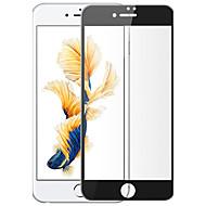 お買い得  -スクリーンプロテクター Apple のために iPhone 7 強化ガラス 1枚 フルボディプロテクター 指紋防止 傷防止 マット 防爆
