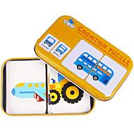 preiswerte Spielzeuge & Spiele-Lernkarten Holzpuzzle Bildungsspielsachen Frucht Eisen Kinder Spielzeuge Geschenk