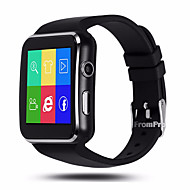 cheap -YYX6 Smartwatch Android iOS Bluetooth GPS Sports Touch Screen Calories Burned Activity Tracker Sleep Tracker Sedentary Reminder Find My Device Exercise Reminder / Long Standby / Hands-Free Calls