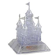cheap Toys & Hobbies-3D Puzzles Jigsaw Puzzle Crystal Puzzles Toys Dog Tower Horse Architecture Bear 3D Plastics Iron Unisex Pieces