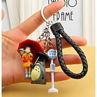 halpa Matkapuhelimen koristeet-Laukku / puhelin / avaimenperä charmia diy hartsi käsityöt sarjakuva lelu puhelinhihna hartsi nylon metalli anime
