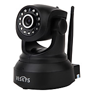 お買い得  -veskys®720p hd wi-fi ipカメラw / 1.0mpスマートフォンリモートモニタリングワイヤレスサポート64GB tfカード