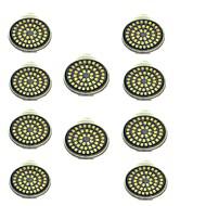 お買い得  LED スポットライト-10個 3W 500lm GU10 LEDスポットライト 48 LEDビーズ SMD 2835 装飾用 温白色 クールホワイト 12V