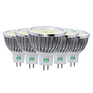 7W LED Spot Işıkları MR16 48 led SMD 2835 Dekorotif Sıcak Beyaz Serin Beyaz Doğal Beyaz 600-700lm 2800-3200/4000-4500/6000-6500
