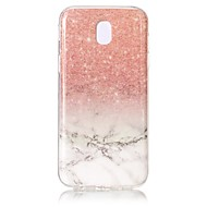 Case For Samsung Galaxy J7 (2017) J5 (2017) Cover IMD Pattern Back Cover Case Marble Soft TPU for J3 (2017)