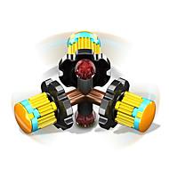 voordelige Speelgoed & Hobby-Hand Spinner Bouwblokken Speeltjes Plezier Ring Spinner ABS Klassiek Stuks Kinderen Geschenk