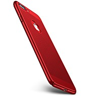 케이스 제품 Apple iPhone 7 / iPhone 7 Plus 울트라 씬 뒷면 커버 솔리드 하드 PC 용 iPhone 7 Plus / iPhone 7 / iPhone 6s Plus