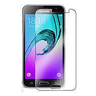 お買い得  Samsung 用スクリーンプロテクター-スクリーンプロテクター Samsung Galaxy のために J3 強化ガラス 1枚 スクリーンプロテクター 2.5Dラウンドカットエッジ 硬度9H ハイディフィニション(HD)