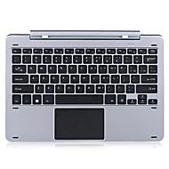 abordables Ratones y Teclados-Teclado original de la tableta del teclado de chuwi hi12 giratorio para la PC de la tableta de chuwi hi12 con el puerto de dos usb