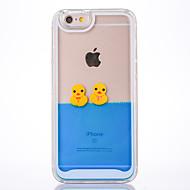 Obudowa dla iPhone 6 6s obudowa obudowa dzwony kaczka wzór pc materiał Quicksand obudowa telefonu dla iPhone 6 plus 6s plus 5 5s se
