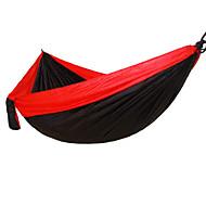 キャンプ用ハンモック 折り畳み可 ナイロン のために キャンピング キャンプ/ハイキング/ケイビング 屋外
