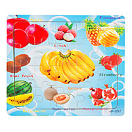 cheap Toys & Hobbies-Jigsaw Puzzle Toys Apple Ship Cherry Fruit Wooden Not Specified Pieces