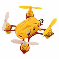 RC ドローン WL Toys V292 4チャンネル 2.4G - ラジコン・クアッドコプター LED照明 360°フリップフライト ラジコン・クアッドコプター リモコン USB ケーブル 1 ドローン用バッテリー 取扱説明書