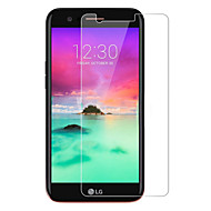 Screen Protector For LG K8 2017 Tempered Glass High Definition (HD) 9H Hardness 2.5D Curved edge Front