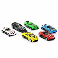 Spielzeugautos zum Aufziehen Fahrzeug Spielzeugautos Rennauto Spielzeuge Unisex Stücke
