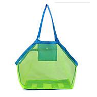 preiswerte Alles fürs Reisen-Reisetasche Strandtasche Reisekoffersystem Tragbar für Kleider Netz 45*45*30