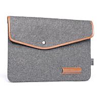 Notizbuch Liner Pack Leder Wolle Filz Computer Tasche 13,3 Zoll