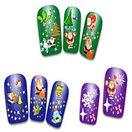 24 Nail Art autocolant Other machiaj cosmetice Nail Art Design