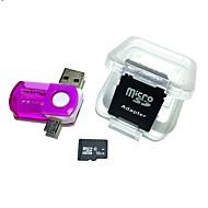 お買い得  -Ants 16GB マイクロSDカードTFカード メモリカード Class6 AntW3-16
