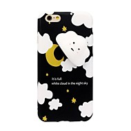 abordables Novedades-Funda Para Apple iPhone 8 / iPhone 8 Plus Antigolpes / Diseños / Blando Funda Trasera Dibujo 3D Suave Silicona para iPhone 8 Plus / iPhone 8 / iPhone 7 Plus