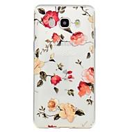 Чехол для samsung galaxy j7 2017 j5 2017 phone case цветочный узор тиснение мягкий материал для телефона tpu для телефона j3 2017 j710