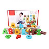 보드 게임 교육용 장난감 직쏘 퍼즐 장난감 장난감 문자 조각 남자아이 여자아이 선물
