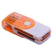 abordables Lector de Tarjetas-Tarjeta de Memoria Stick PRO Duo SD/SDHC/SDXC MicroSD/MicroSDHC/MicroSDXC/TF Tarjeta de Memoria Micro (M2) Lector de tarjetas