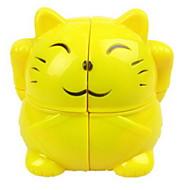 루빅스 큐브 YongJun 부드러운 속도 큐브 스트레스 완화 매직 큐브 플라스틱 직사각형 광장 선물