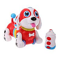 저렴한 -RC 로봇 JJRC BB396 어린이 전자 로봇 개 - 명음 댄싱 디지털 리모콘 Smart