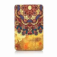 お買い得  タブレット用アクセサリー-ケース 用途 Samsung Galaxy Tab A 10.1 (2016) フルボディーケース カートゥン ハード PUレザー のために Tab A 10.1 (2016)