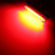 preiswerte Taschenlampen, Laternen & Lichter-Stabende Lichter / Fahrradrücklicht / Sicherheitsleuchten LED Radlichter - Radsport Wasserfest, Wiederaufladbar, Größe S Lithium-Batterie 50 lm Batterie Camping / Wandern / Erkundungen / Für den
