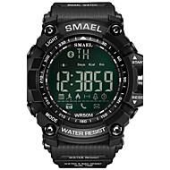 tanie Modne zegarki-Męskie Inteligentny zegarek Modny Zegarek na nadgarstek Unikalne Kreatywne Watch Sportowy Wojskowy Do sukni/garnituru Chiński Kwarcowy