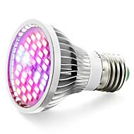 hesapli -800-1200 lm E27 Büyüyen Ampuller 40 led SMD 5730 Sıcak Beyaz Kırmızı Mavi UV (Siyah Işık) AC 85-265V