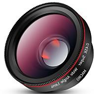 Lentilles de caméra fengmangshidai pour smartphone Objectif grand angle 0.45x lentille macro 12.5x pour ipad iphone huawei xiaomi samsung