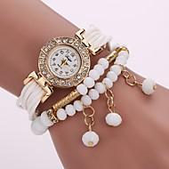 tanie Zegarki boho-Damskie Modny Zegarek na bransoletce Sztuczny Diamant Zegarek Chiński Kwarcowy sztuczna Diament PU Pasmo Urok Na co dzień Artystyczny