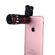 Optrix Exolens Smartphone Camera Lenses  165 Wide Angle Lens 3X Long Focal Lens for iPhone6/6s/6Plus/6sPlus ipad